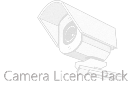 camera licence pack